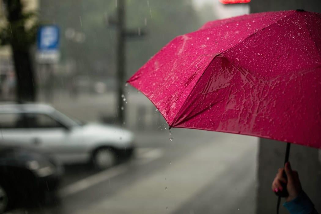travel necessities - Umbrella