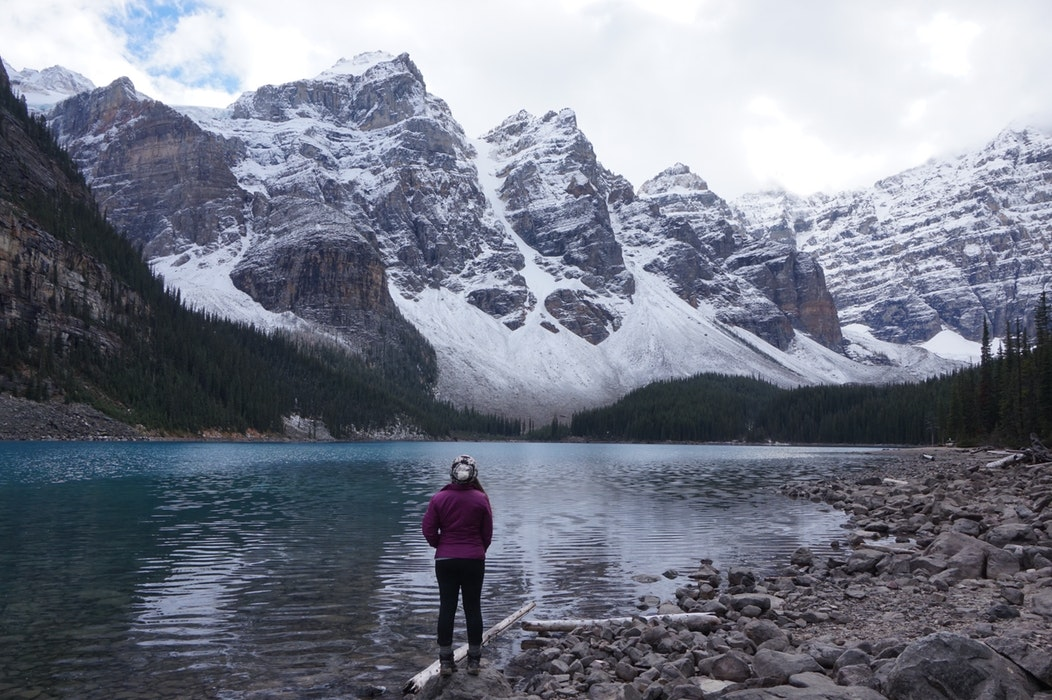 camping in banff - Weather Advisory