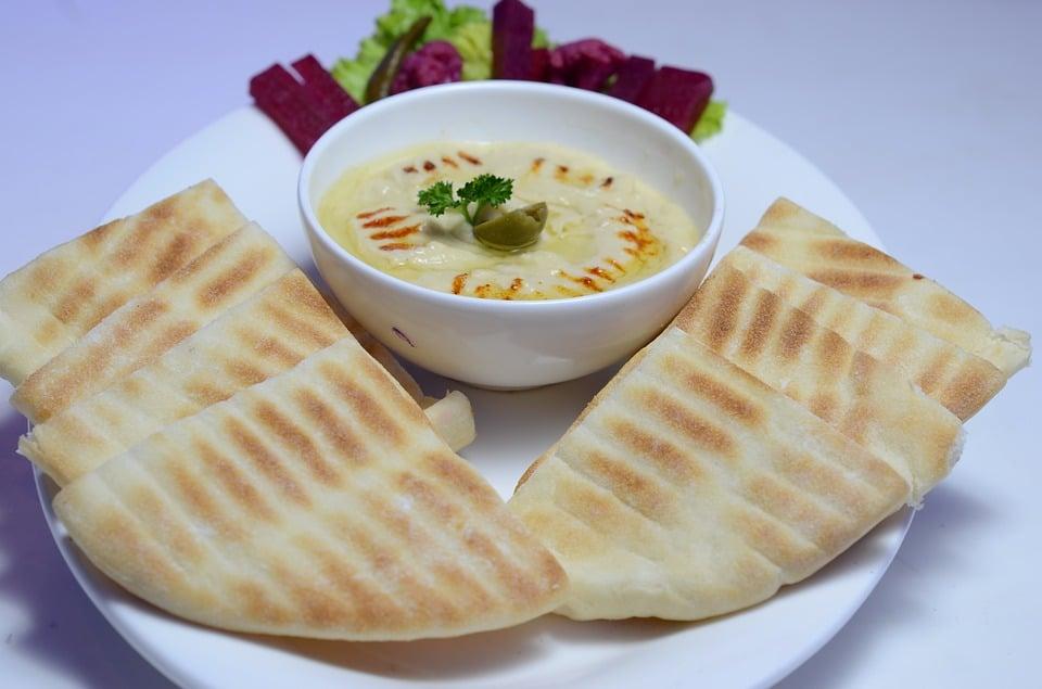 Mediterranean food - Pita Bread