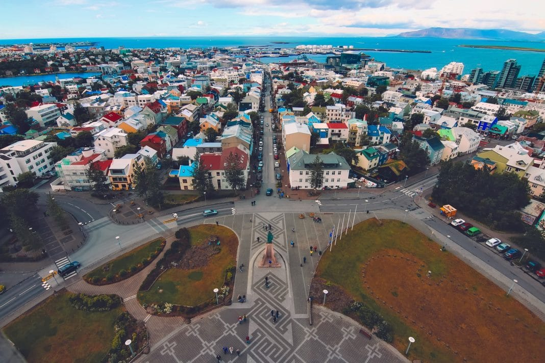 things to do in Reykjavik - City on Foot
