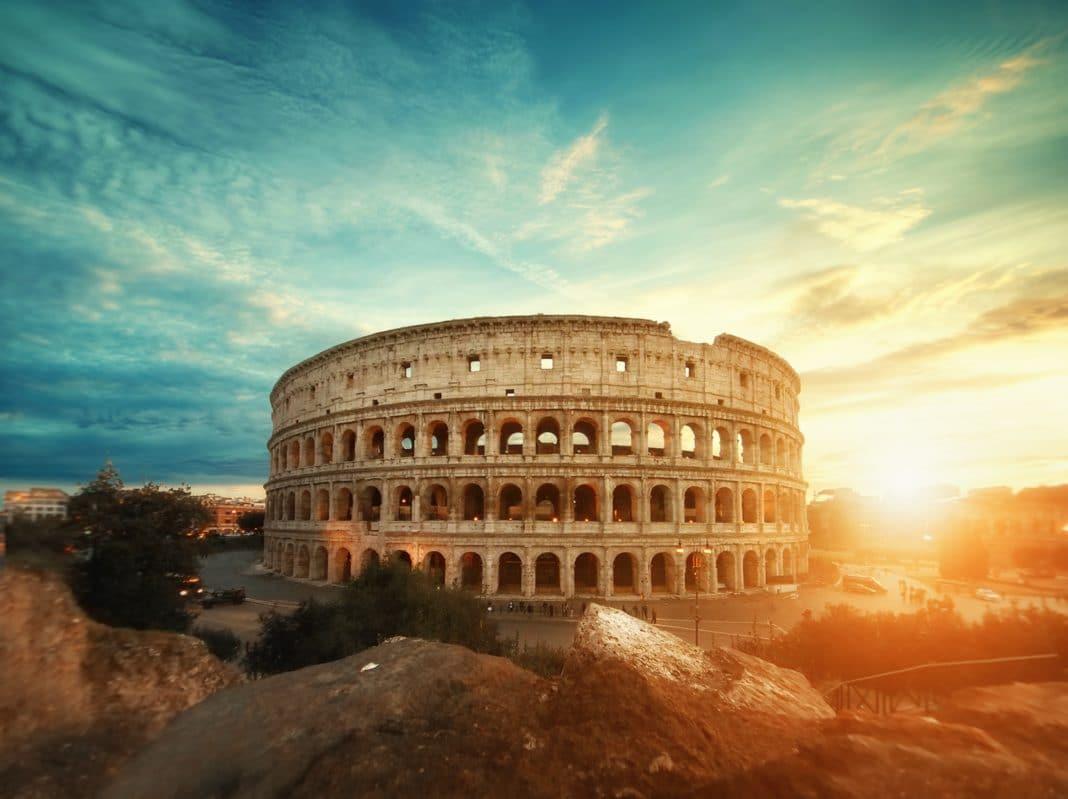 Italy Itinerary - Rome