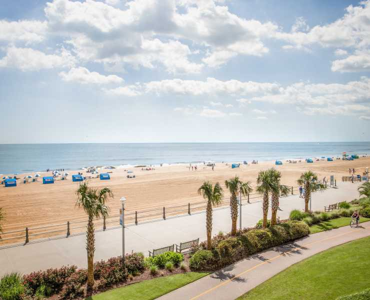5 Best Oceanfront Hotels In Virginia Beach