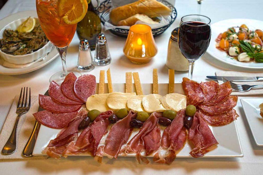 hoboken restaurants - Leo's Grandevous