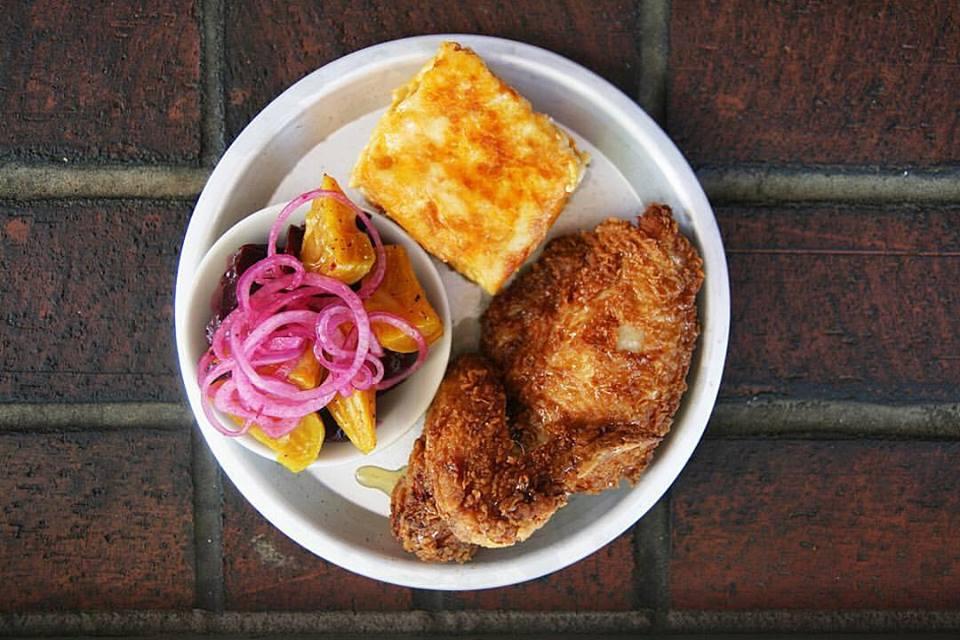 best restaurants in raleigh - Beasley's Chicken and Honey