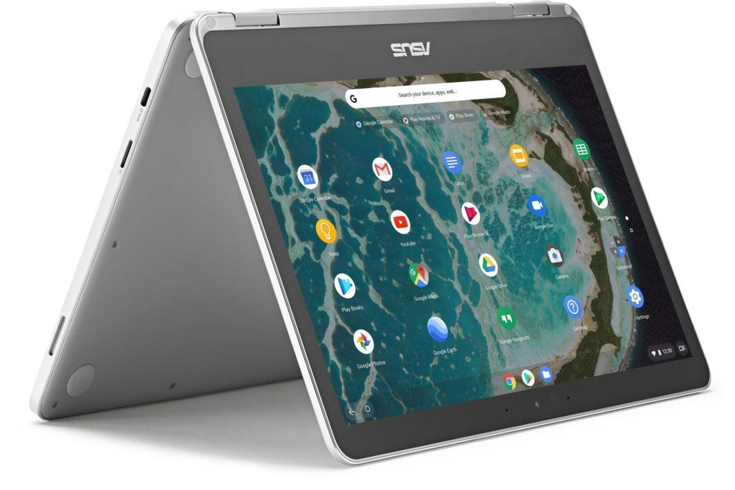 ASUS Chromebook Flip C302 - 360º Versatility