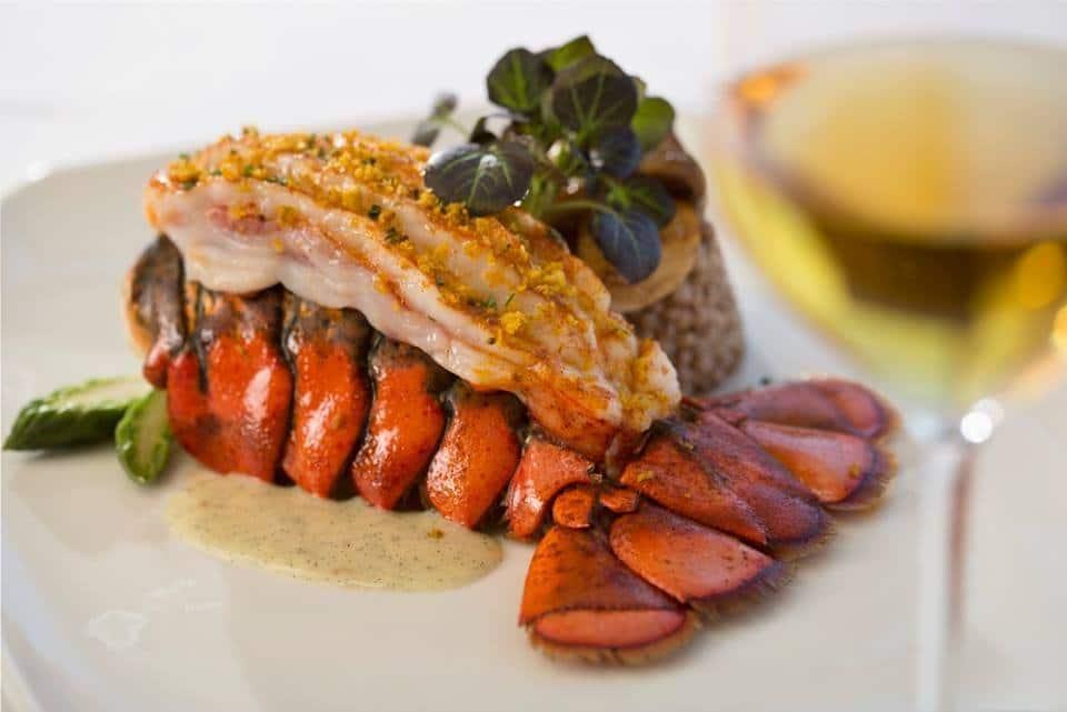 best restaurants in La Jolla - Marine Room