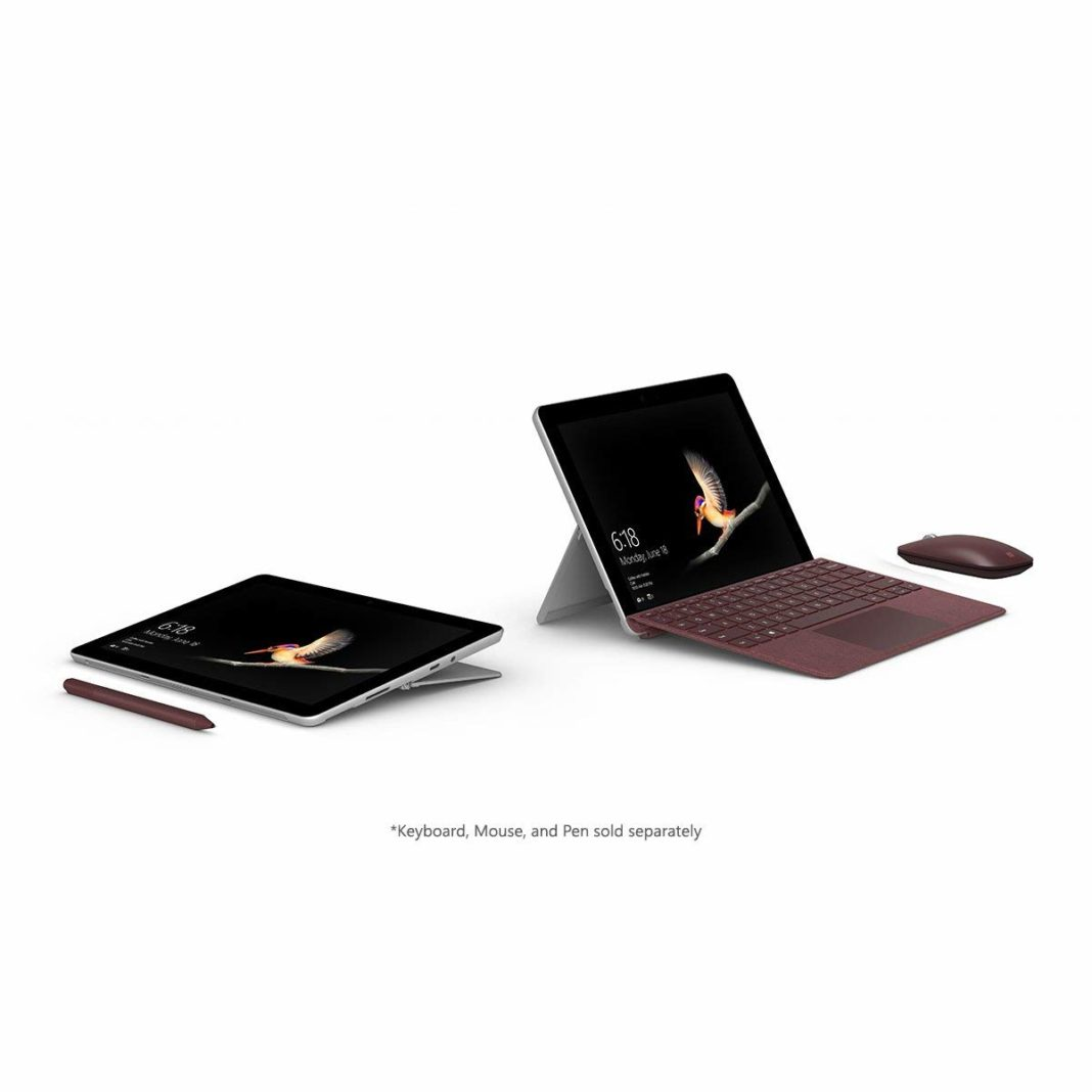 Microsoft surface go - Price Point