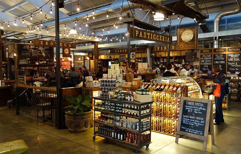 napa valley restaurants - Oxbow Public Market