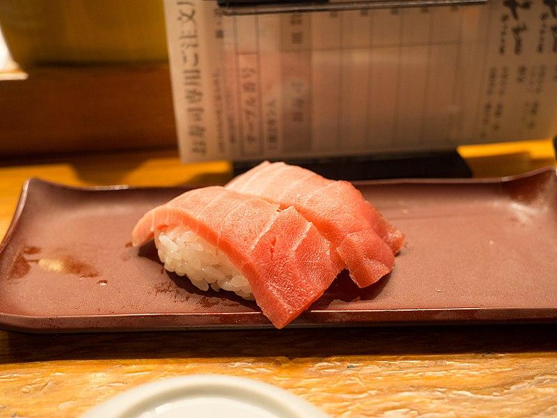 best sushi in tokyo - Nemuro Hanamaru