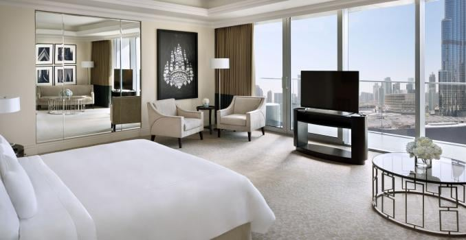 Best Hotels In Dubai - Palace Downtown