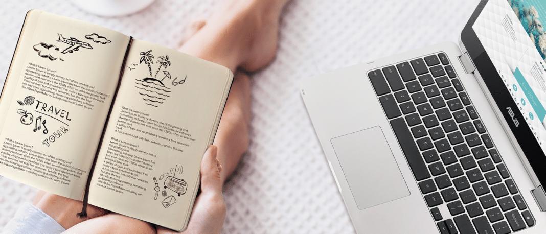 ASUS Chromebook Flip C302 Review: A Travelers Laptop - trekbible