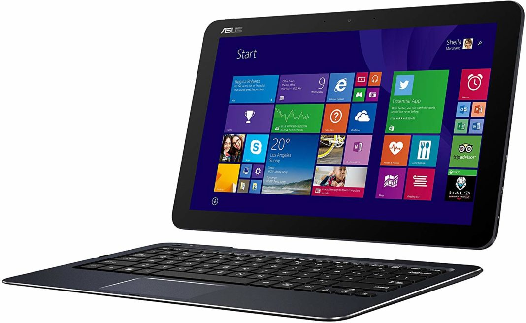 ASUS Transformer Book Mini Laptop