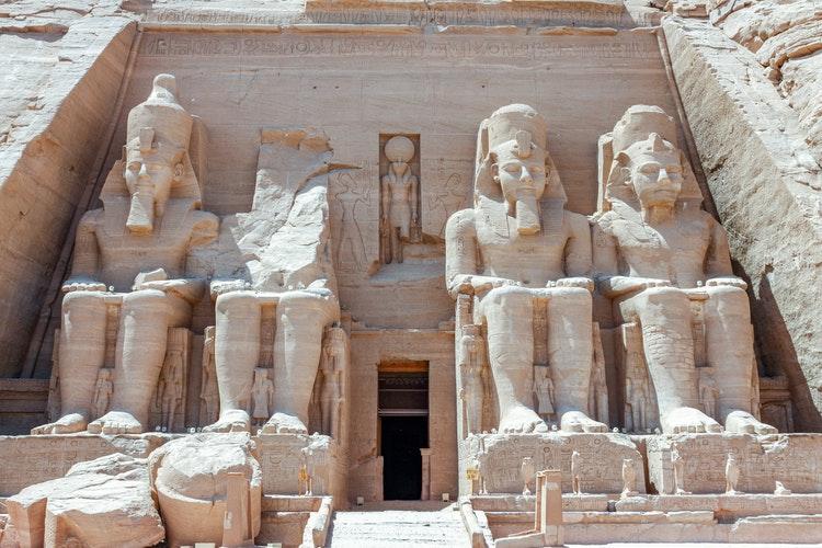 travel to Egypt - Abu Simbel Temples