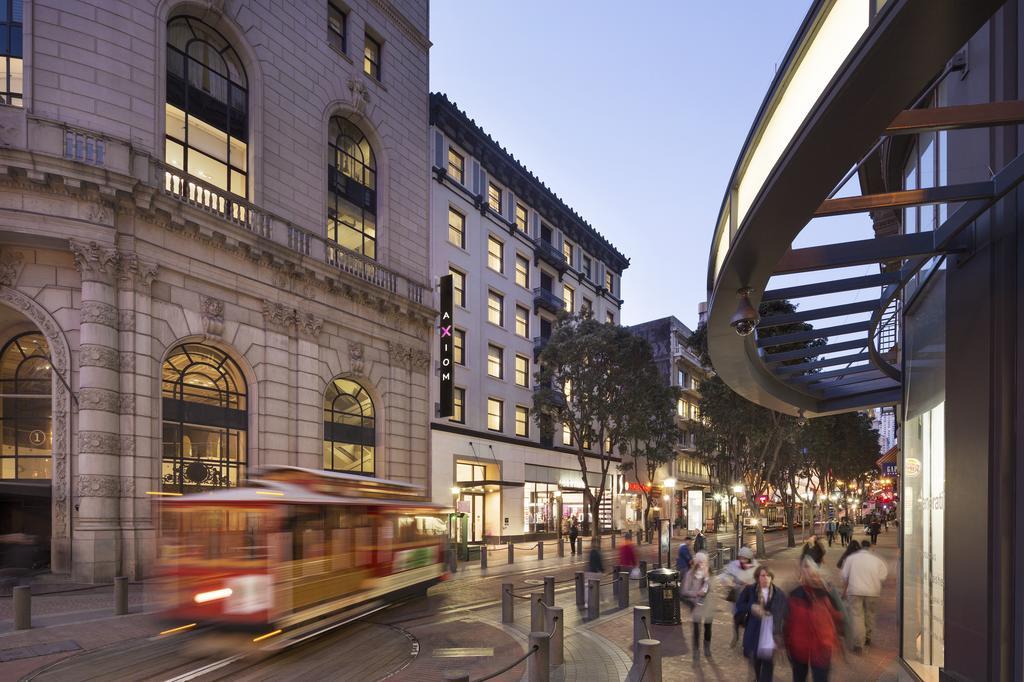 best hotels in San Francisco - Axiom Hotel