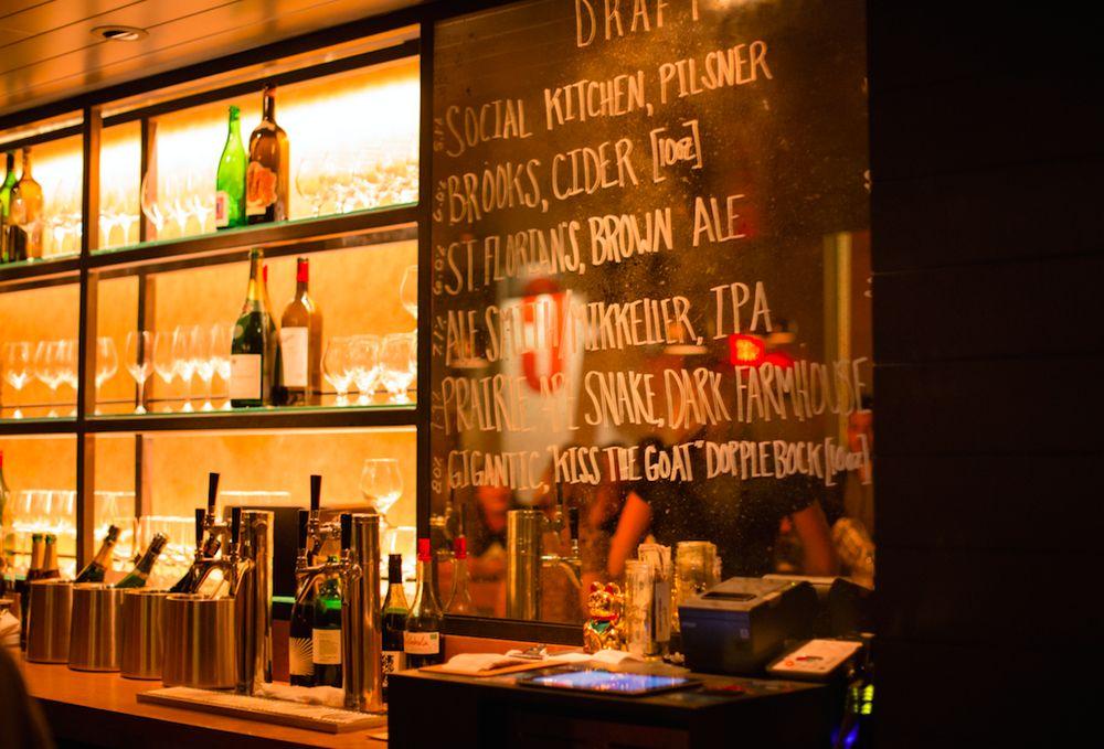 napa valley restaurants - Cadet Wine & Beer Bar