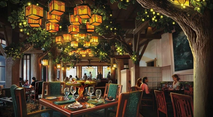 best restaurants in Disney World - Storybook Dining