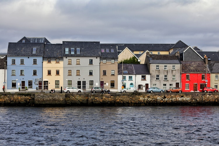 best places to visit in ireland - Galway, Ireland
