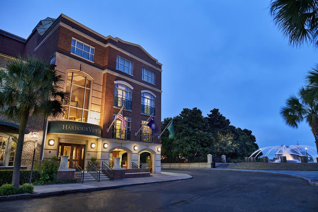 best hotels in charleston sc - Harbourview Inn
