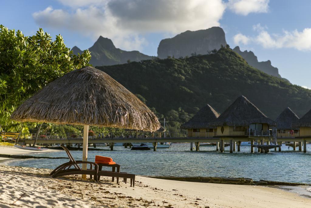 Tahiti resorts - Bora Bora Le Moana Resort