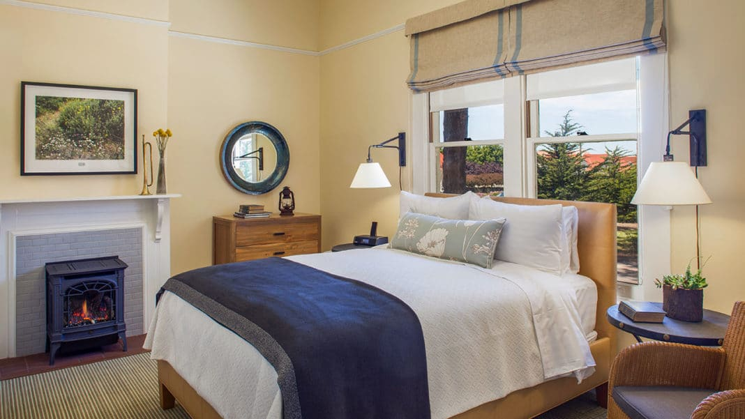 best hotels in San Francisco - Inn at the Presidio