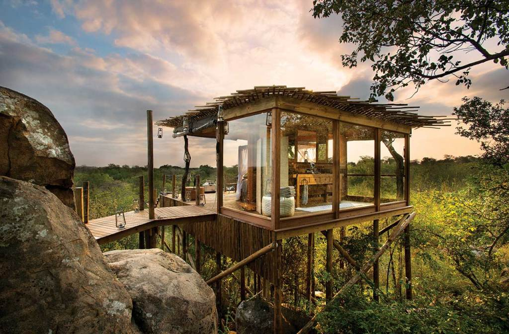 World's Coolest Treehouse Hotels