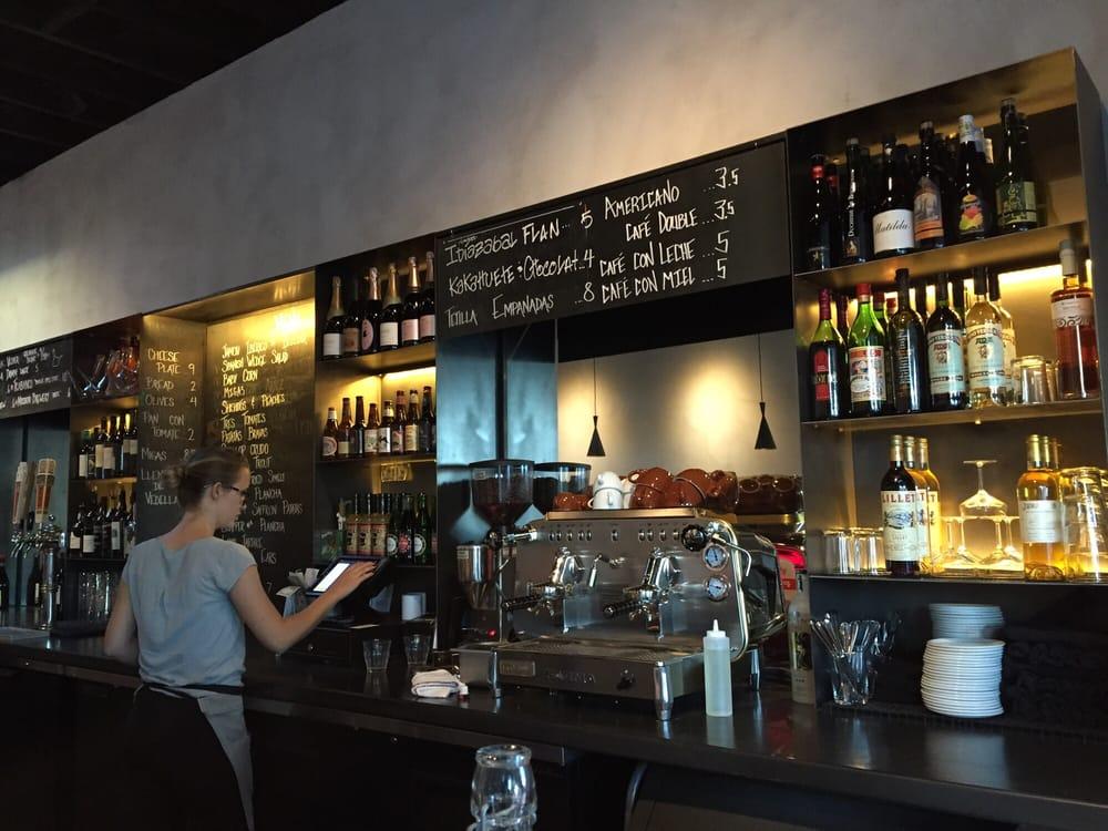 napa valley restaurants - La Taberna