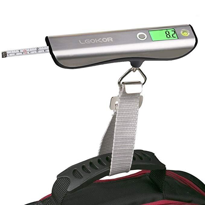 best luggage scale - Leokor