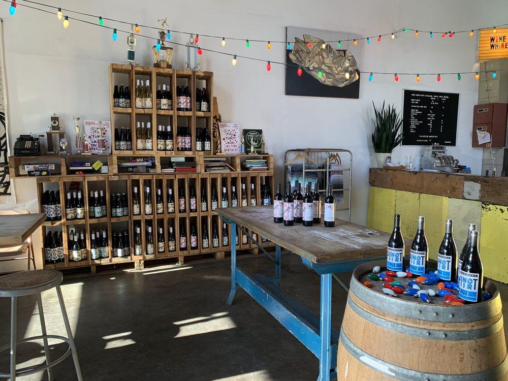 Santa Barbara wineries - Municipal Winemakers