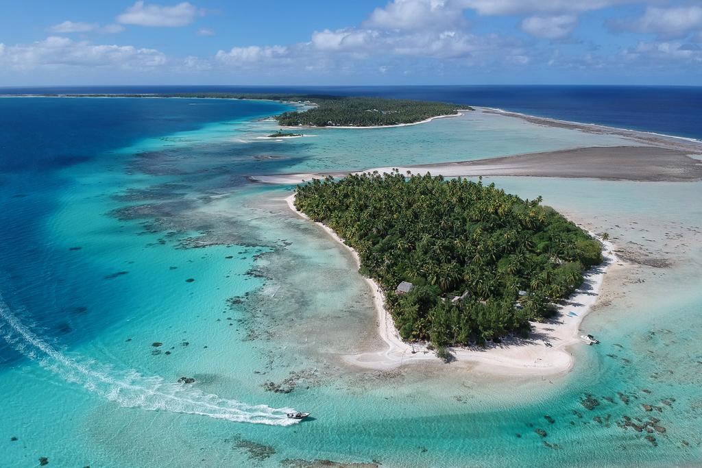 Tahiti resorts - Ninamu Tikehau Resort, Tikehau