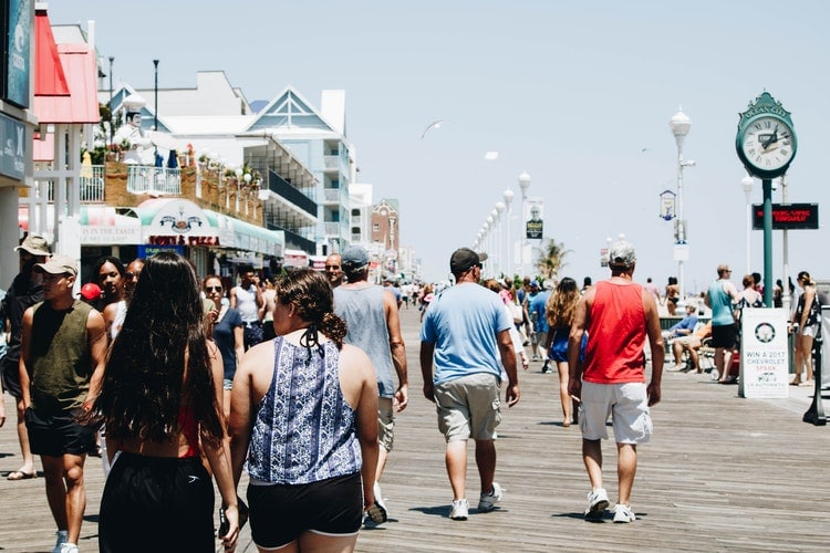 places to visit in new jersey - Ocean City