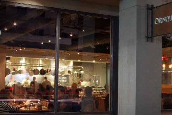 napa valley restaurants - Oenotri