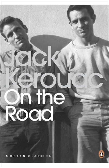 best travel books - On the Road, Jack Kerouac