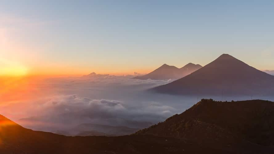 things to do in guatemala - Pacaya