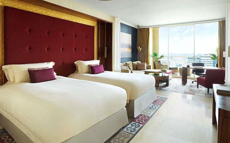 Best Hotels In Dubai - Raffles Dubai