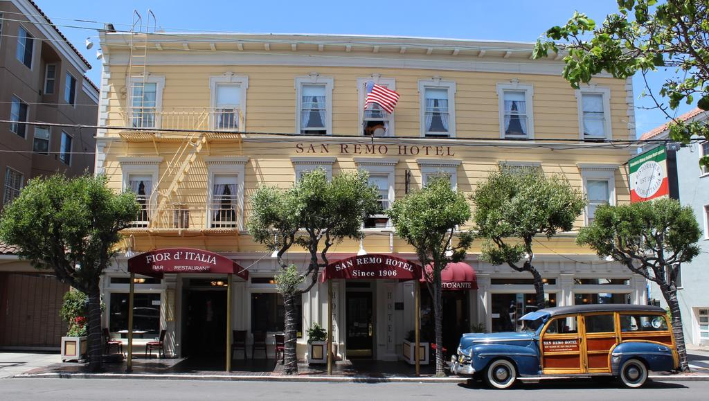 best hotels in San Francisco - San Remo Hotel