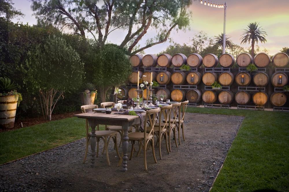 Santa Barbara wineries - Saarloos and Sons