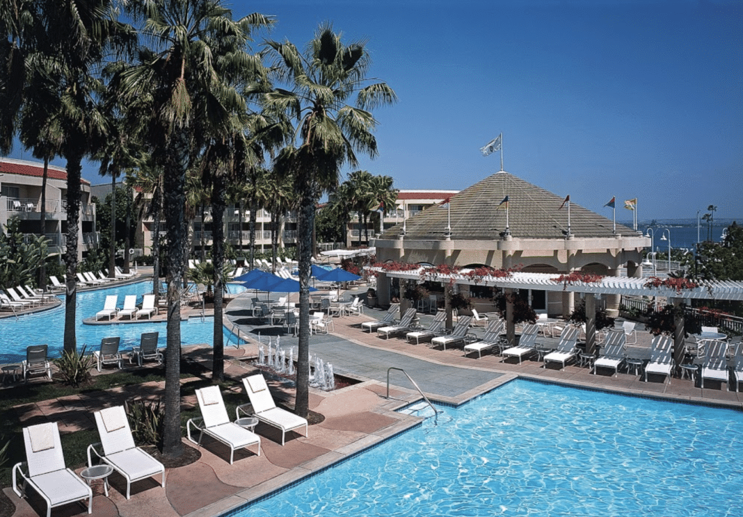 all inclusive resorts in california - Loews Coronado Bay Resort