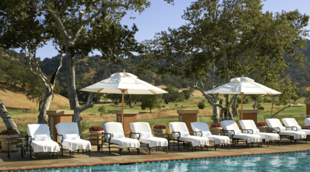 all inclusive resorts in california - Rosewood CordeValle