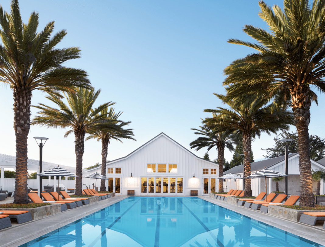 all inclusive resorts in california - Carneros Resort and Spa