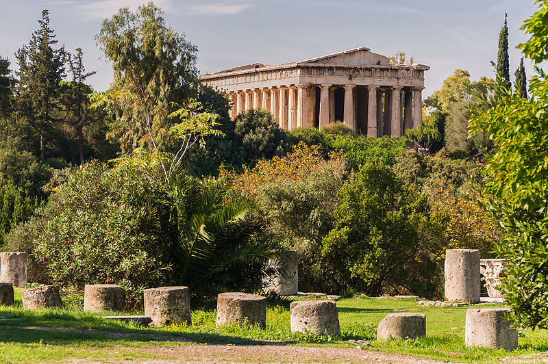things to do in athens - Ancient Agora