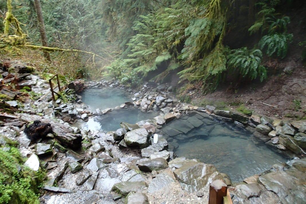 best hot springs in oregon - Cougar Hot Springs