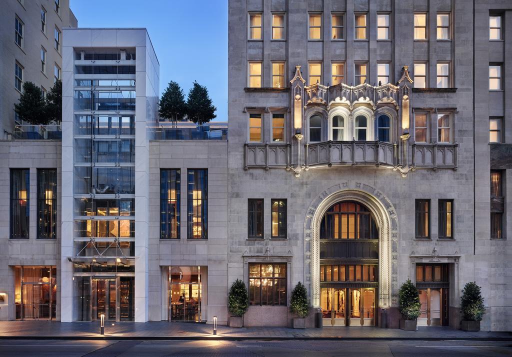 best hotels in Dallas - The Joule