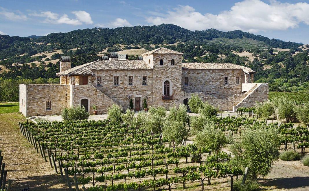 Santa Barbara wineries - Sunstone Winery