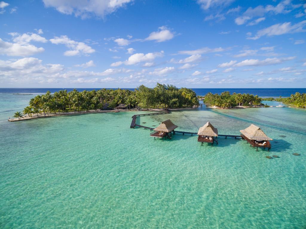 Tahiti resorts - Vahine Island Resort, Tahaa