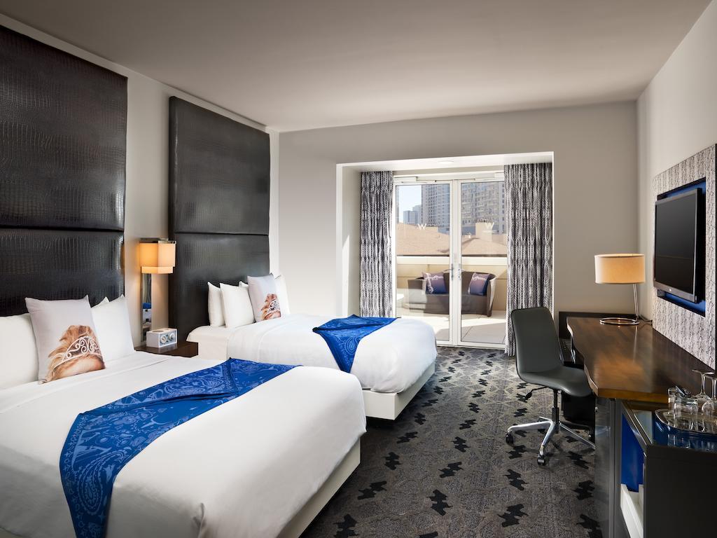 best hotels in Dallas - W Dallas - Victory