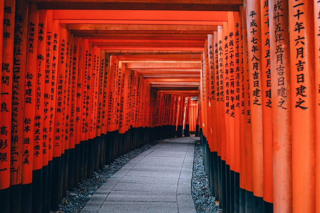 best places to visit in Japan - Kyoto