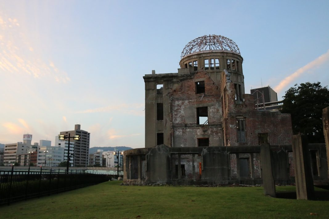 best places to visit in Japan - Hiroshima