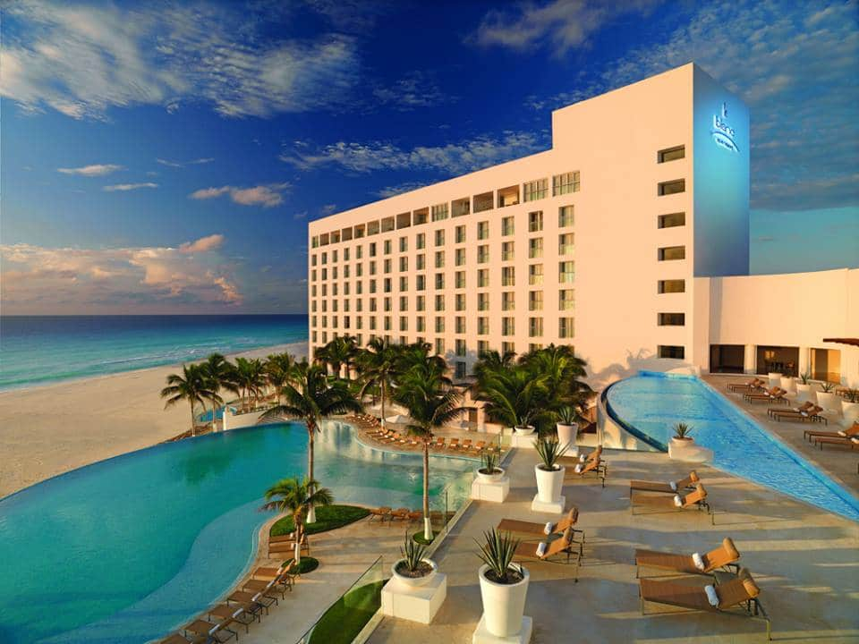 best all inclusive resorts in cancun - Le Blanc Spa Resort