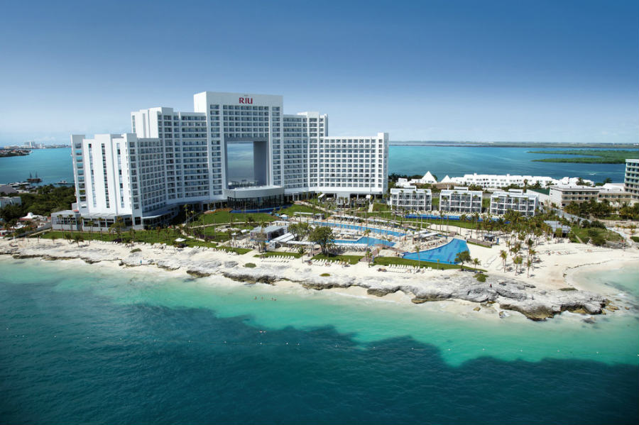 best all inclusive resorts in cancun - Hotel Riu Palace Peninsula