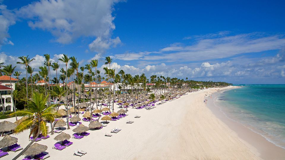 best all inclusive resorts in the Caribbean - Paradisus Palma Real Golf & Spa Resort